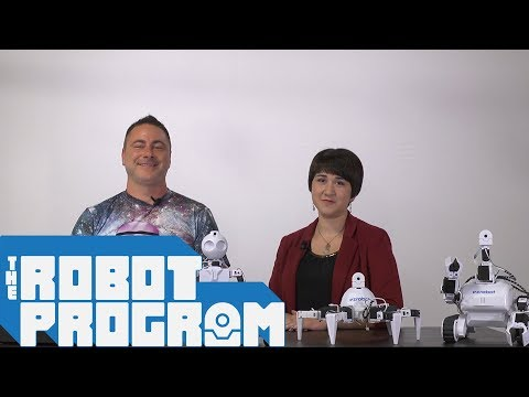 The Robot Program 045 - Control Robot With Speech Recognition