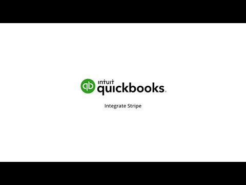 Stripe QuickBooks Online Integration Sync and Payments