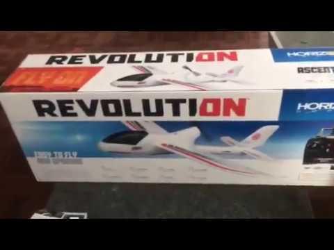 Revolution Ascent SPx RTF Horizon Hobby