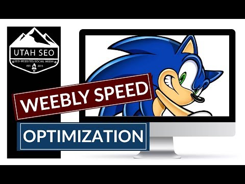 3 ways to increase the loading speed of your Weebly Website - Image compression tutorial