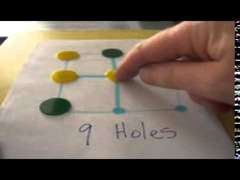 9 Holes - An Easy Board Game