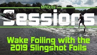 Slingshot 2019 WF2 Wakefoiler Board Tech - PakVim net HD