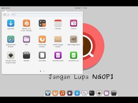 Elementary OS Tutorial - Install Moka Icon