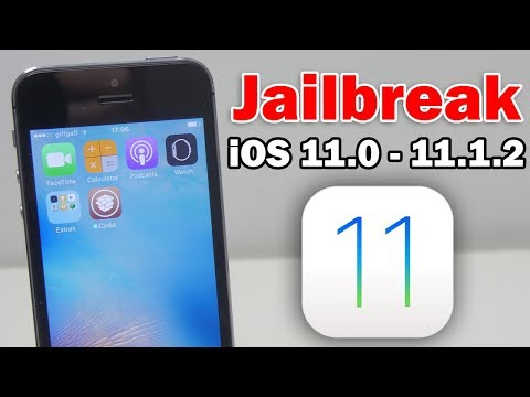 How to Jailbreak iOS 11.0 - 11.1.2 Using LiberiOS on iPhone, iPod touch & iPad