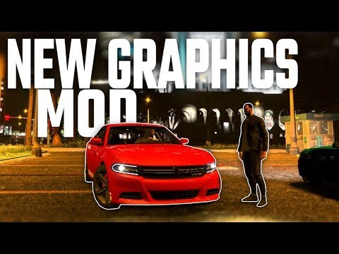 GTA 5 PC FiveM NEW Graphics MOD Looks So Nice!!!