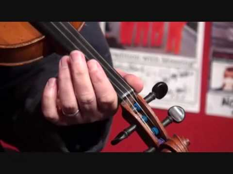 Bruce MacGregor 'Grace Notes' - Fiddle Lesson