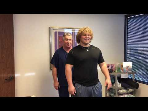 Sacroiliac Joint Pain Relief For Very Large College football Center At ACR LLC