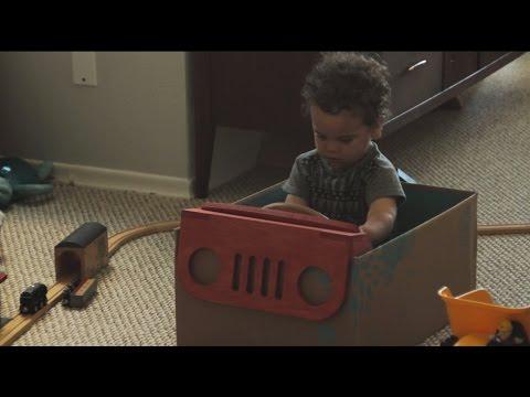 Building a Cardboard Box Car with Shaper Origin