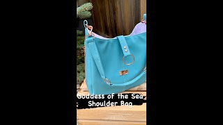 Goddess of the Sea Shoulder Bag by Needle \u0026 Anchor Supply Co.