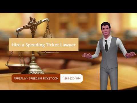 Speeding Ticket Lawyer Newark NJ