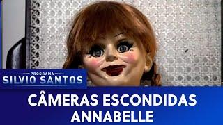 Annabelle (Annabelle Prank)   Câmeras Escondidas (05/10/14)