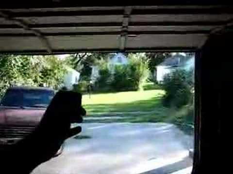 wayne dalton garage door opener
