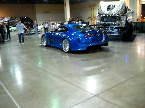 IntensePower : Widebody Toyota Supra