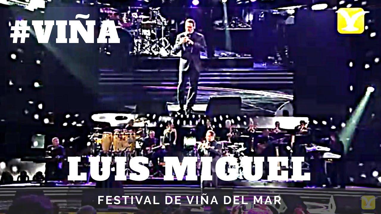 Luis Miguel - Festival de Viña del Mar 2012 - Presentación Completa #LUISMIGUEL #FESTIVALDEVIÑA