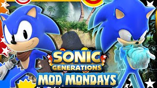 DOWNLOAD:Sonic Generations mod: Boom Shadow ~ modern acts