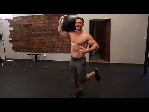9-Minute Low-Intensity Functional Cardio Circuit For Burning Body Fat