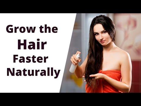 Home Remedies: How To Grow Hair Faster And Thicker Naturally?