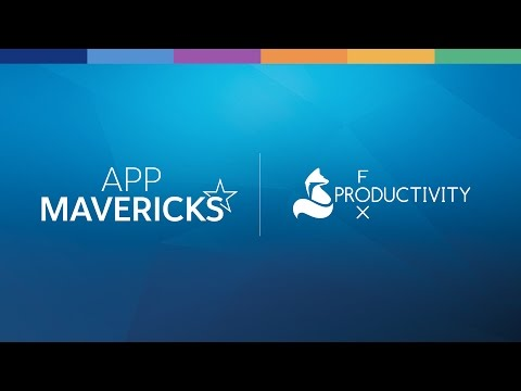 App Mavericks - Make Meetings More Efficient with Productivity Fox
