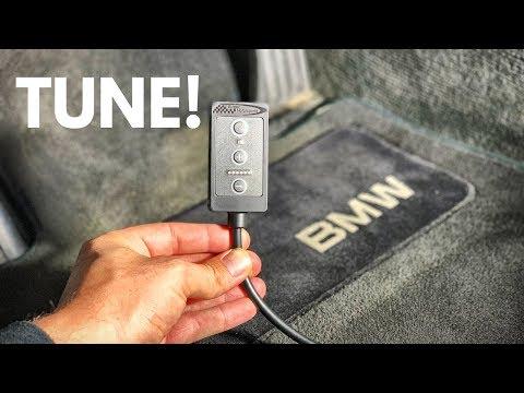 Burger Motorsports BMW Pedal Tuner Install/Testing!