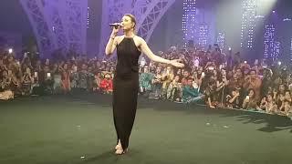 Loren Allred - NEVER ENOUGH (Live Performance Apr 2018)