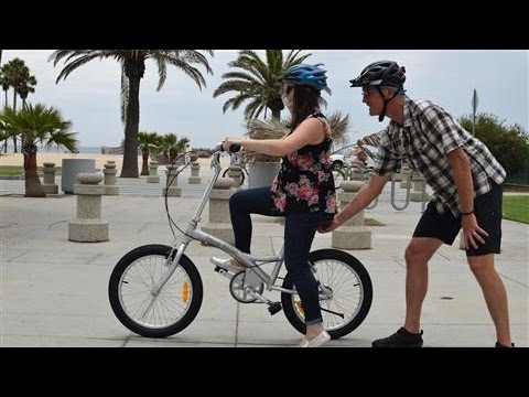 How To Ride a Bike, For Adults