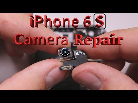 iPhone 6S Camera and Broken Lens Replacement video