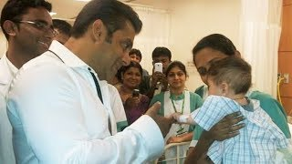 Salman Khan Saves 2-Year Old Baby By Donating Rs. 2 Lakh For Liver Transplant