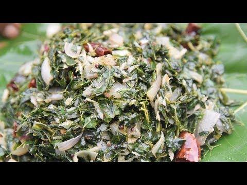 Drumstick Leaves Fry | Murungai Keerai | Farm Food Factory