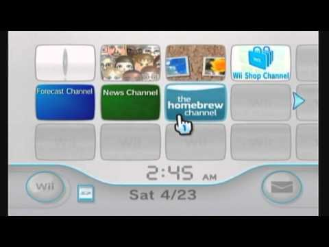 TUTORIAL] How to install HomeBrew Channel on Wii - PlayItHub