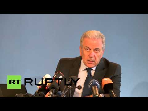 Germany: The EU seeks to return 'irregular' migrants - EU Commissioner on Migration