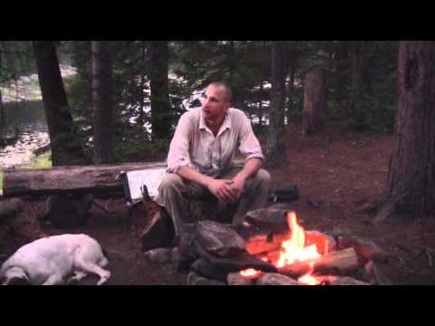 Finding The Rhythm - (1 of 11) Eight Day Solo Canoe Trip with my Dog
