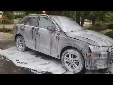 Water less Car Wash (How to Wash Your Car Without Water)