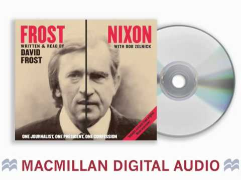 Frost - Nixon tapes interview  on  AUDIOBOOK