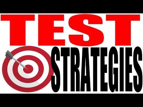 My Top Ten Test Strategies