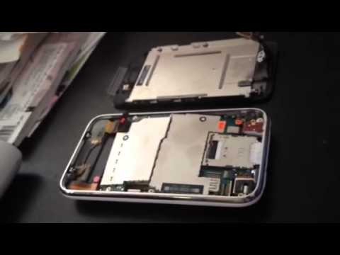 iPhone 3gs Battery Explodes