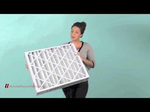 Honeywell FC100A1037 Furnace Filter