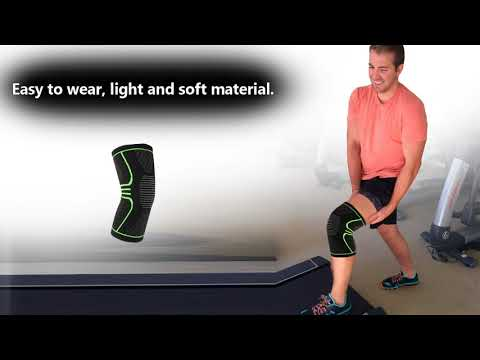 Buy Knee Support Braces at Discounted Prices with Free Worldwide Shipping