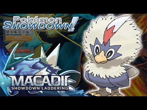 The Rufflet OU Challenge! - Pokemon Showdown OU Laddering + Viewer Battles w. macadii (ORAS OU Team)