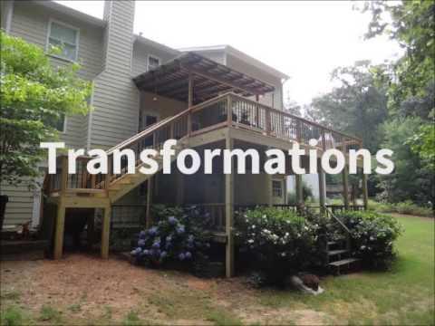 Updating Staircases, Railings, Decks, & Doors with Iron: Baluster Exchange Atlanta Ga