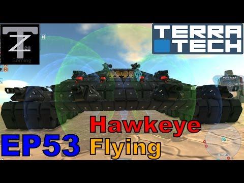 Terra Tech Hawkeye Flying EP 53