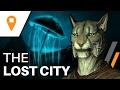 The Lost City - Blackreach (Skyrim) | Pixel Portals
