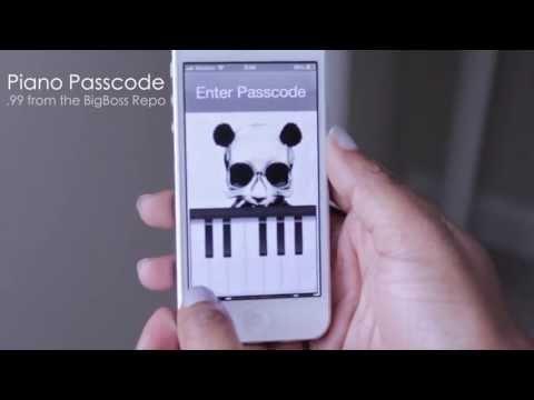 Piano Passcode Best iOS 6 Jailbreak Tweaks for iPhone, iPod Touch, and iPad
