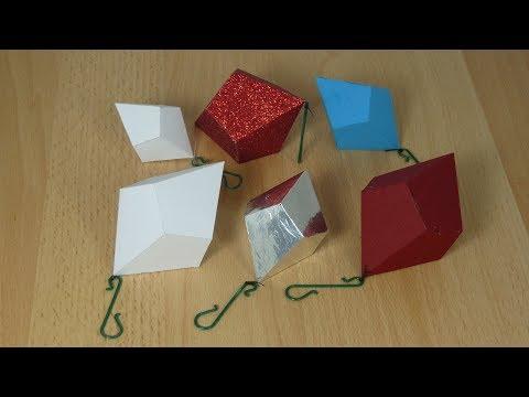 Paper Square Trapezohedron Tutorial