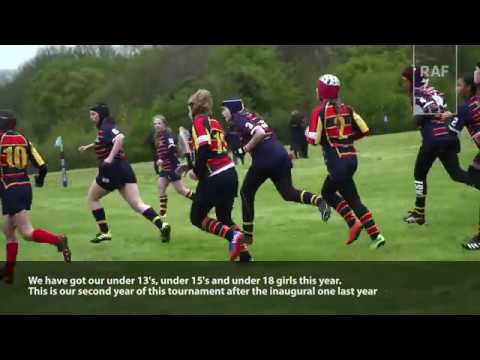 Girls Festival of Rugby
