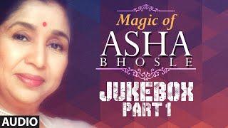 "Magic of ""Asha Bhosle"" Superhit Bollywood Songs | Non-Stop Hits | Jukebox"