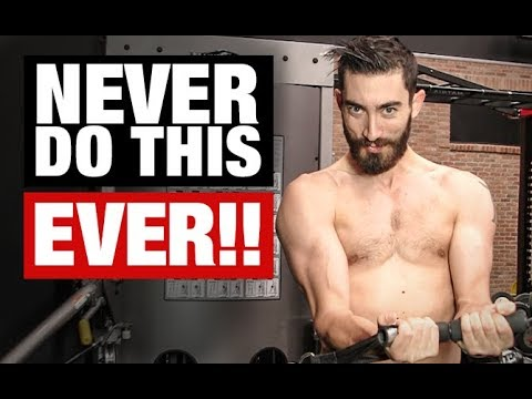 How NOT to Build Your Upper Chest (DUMB!)