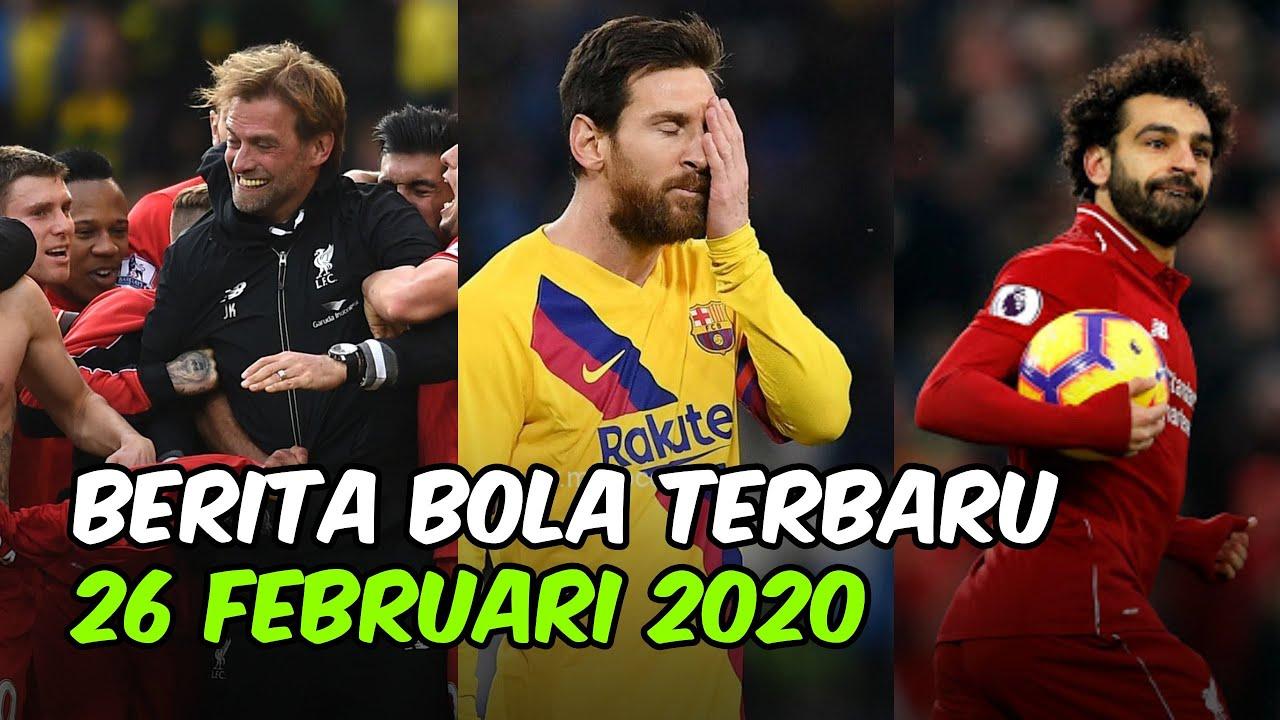 Kapan Liverpool Pesta Juara Liga Inggris 🍺 Bos Napoli Ledek Barcelona ⚽️ The Next Ibrahimovic