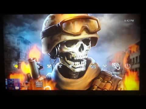 TWIZTED_FEARZ PS4 THEME VID.