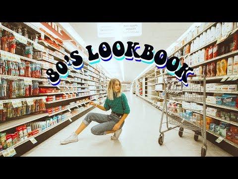 80'S LOOKBOOK | Marla Catherine