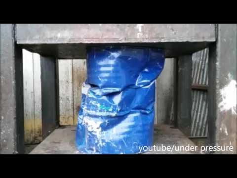 Metal Barrel vs Press